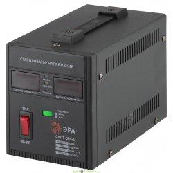 Стабилизатор напряжения переносной, ц.д., 140-260В/220/В, 500ВА СНПТ-500-Ц ЭРА