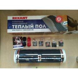Пленочный теплый пол RXM 220 -0,5- 3,5 (мощность: 770Вт) REXANT