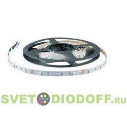 Лента светодиодная 5050/30 IP20 5м.п. Белая/тепло-белая