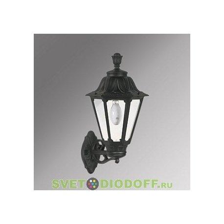 Уличный настенный светильник Fumagalli Bisso/Rut прозрачный
