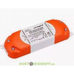 Диммируемый драйвер для светодиодов ARJ-SP25700-DIM (18W, 700MA, PFC, TRIAC)