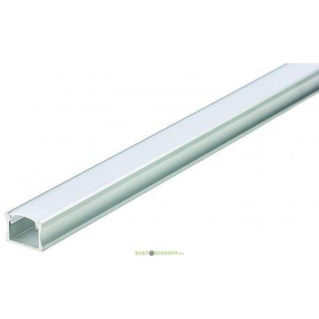 Алюминиевый профиль для светодиодных лент SD-255