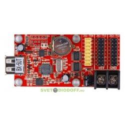 Контроллер BX-5UT управление бегущей строкой