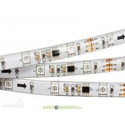 """Светодиодная лента """"Бегущий Огонь"""" SPI-5000 12V RGB (5060,150 LED x3,1804)"""