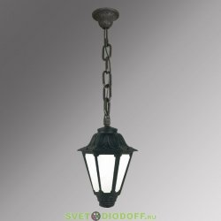 Уличный подвесной светильник Fumagalli Sichem/Rut прозрачный