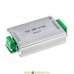 Усилители сигнала RGB для светодиодов HL-15A (12/24V, 180/360W)