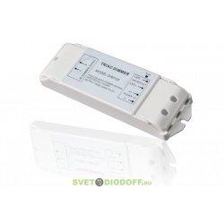 Управление светом Диммер DIM105 (12/24V, 180/360W, вход триак 220V)