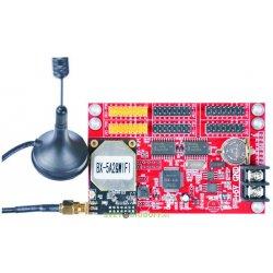 Контроллер для бегущей строки BX-5A2&WIFI