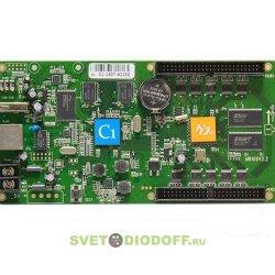 Контроллер для полноцветной бегущей строки (экрана) HD-C1