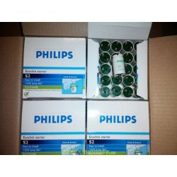 Стартер для люминесцентных ламп S 2 110-240V 4-22W PHILIPS