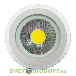 Светильник светодиодный панель SD-CL-R100TT 5W Day White