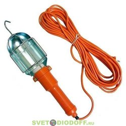 Светильник переносной РВО-60-01 20м ASD