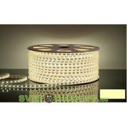 LED01-240V warm white 14,4-W-5050-60L-100M теплая белая