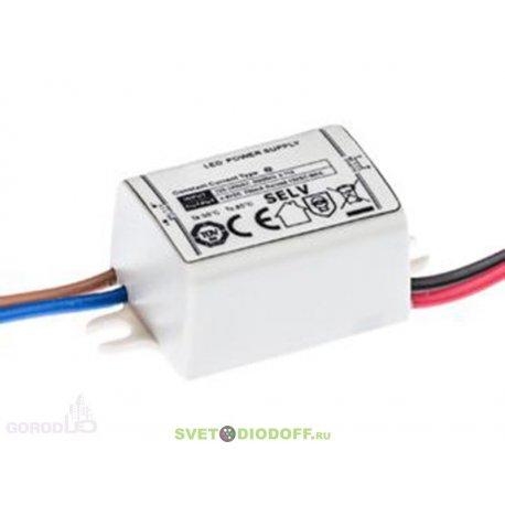 Драйвер для светодиодов ARJ-KE08700 (6W, 700mA)