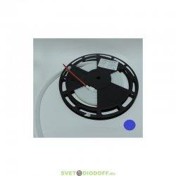 Термостойкая светодиодная лента для бань и саун 12Вт/м SMD 2835 180LED ip68 Теплый белый