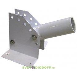 Кронштейн КР-3 для уличного светильника с переменным углом