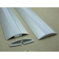 Алюминиевый профиль для светодиодных лент SD-270.