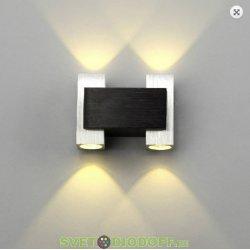 Настенное светодиодное бра DESIGN LED Tip F 12W, 3000K теплый белый