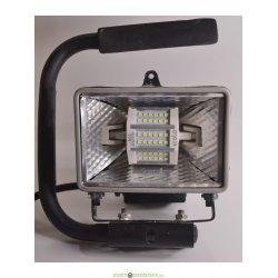Светодиодная лампа для прожектора Ecola Projector  LED Lamp Premium 9,0W F78 220V R7s 6500K (алюм. радиатор) 78x32x51