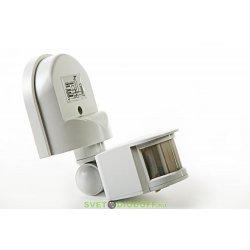 Датчик движения инфракрасный ДД-008-W 1200Вт 180 гр.12м IP44 белый