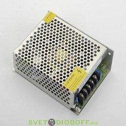 Блок питания для светодиодов SD-75W 24V внутренний IP20