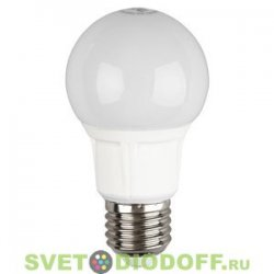 Лампа светодиодная ЭРА LED smd A60-13W-840-E27 4000К