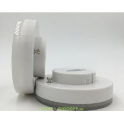 Лампа светодиодная LED-GX53-standard 8Вт 160-260В 3000К 640Лм