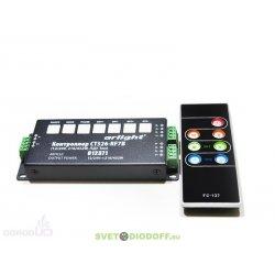 Контроллер RGB CT326-RF7B (12/24V, 216/432W, ПДУ 7кн)