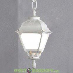 Подвесной уличный светильник Fumagalli Sichem/Cefa черный