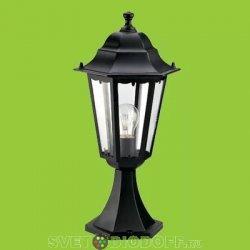 Светильник садовый ННУ-4304 1х100Вт А60/Е27 IP33 черный ASD