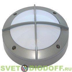 Влагозащищенный светильник Ecola GX53 LED B4143S светильник накладной IP65 алюминиевый 1*GX53 Серый