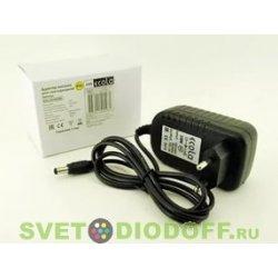 Адаптер питания для светодиодной ленты B0L024ESB 24W 220V-12V Ecola