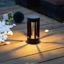 Ландшафтный светодиодный светильник TECHNO 1621 LED графит