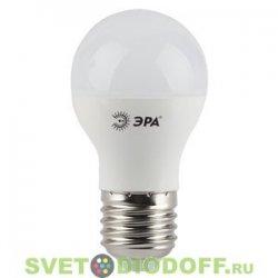 Лампа светодиодная ЭРА LED smd A60-7w-840-E27