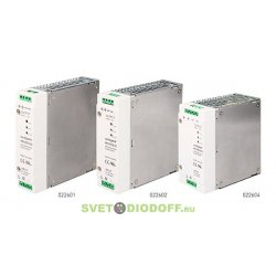 Блок питания для установки на DIN-рейку ARV-DR120-24 (24V, 5A, 120W)