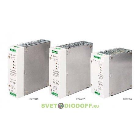 Блок питания для установки на DIN-рейку ARV-DR240-24 (24V, 10A, 240W, PFC)