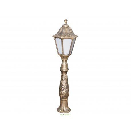 Столб фонарный уличный Fumagalli Iafaetr/Rut прозрачный