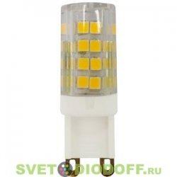 Лампа светодиодная ЭРА LED smd JCD-3,5w-220V-corn, ceramics-827-G9