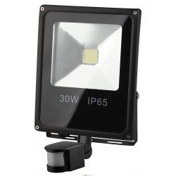 Прожектор светодиодный с датчиком движения ЭРА LPR-10-6500К-М-SEN