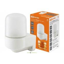 Светильник НПБ400-2 для сауны настенный, угловой, IP54, 60 Вт, белый, TDM