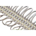 Модуль светодиодный 2835 , 2LED, 0,36Вт, 12В, IP65, Цвет: 6000-6500 Холодный белый