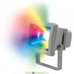 Светодиодный прожектор полноцвет LP-30W-RGB-DMX