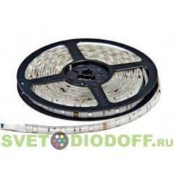 Лента светодиодная 5050/30 IP65 5м.п. Белая/тепло-белая