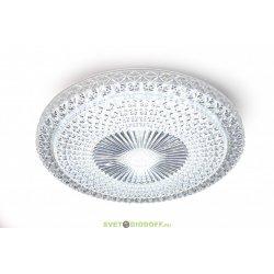 Управляемый LED светильник AKRILIKA PRIME 40W R-405-CLEAR-220-IP44