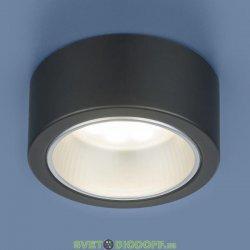 Светильник накладной светодиодный круглый 6W, 4000К, Белый