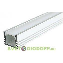 Алюминиевый профиль для светодиодных лент SD-262