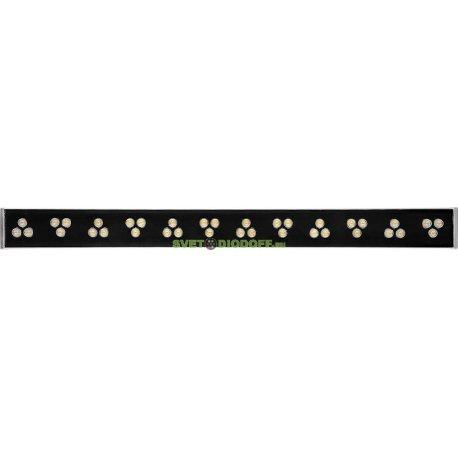 Светодиодный линейный прожектор, 36LED 2700К, 1000*85*65, 36W 85-265V, IP65, LL-890 Теплый белый