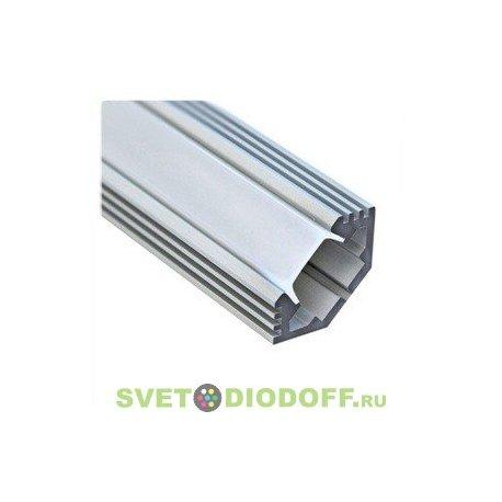 Алюминиевый профиль для светодиодных лент SD-283.