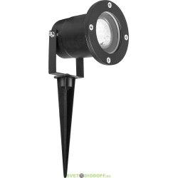 Светодиодный светильник тротуарный (грунтовый) 3735 7W 4000K 230V IP65