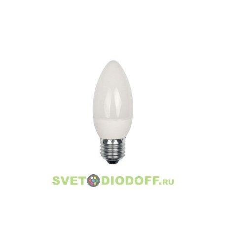 Лампа светодиодная LED-СВЕЧА-STANDARD 3.5ВТ 160-260В Е27 4000К 300ЛМ ASD